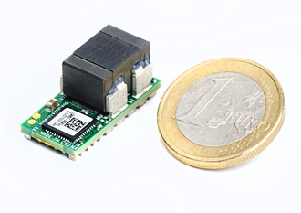 Non-isolated DC/DC modules offers 95.5% efficiency