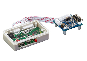 Evaluation kit enables fast & easy motor drive design
