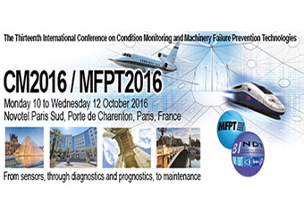 Registration now open for the CM and MFPT Conference 2016