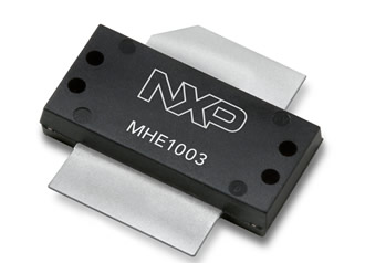 NXP solid-state RF power transistors transform cooking appliances