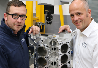 DB11 engine castings partner confirmed