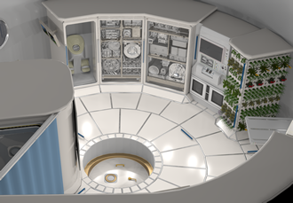 NASA commissions deep space habitat prototypes