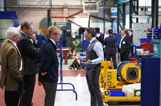 Oilgear hosts EEF Ministry of Defence conference for UK SMEs