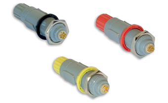Connector series suits medical applications