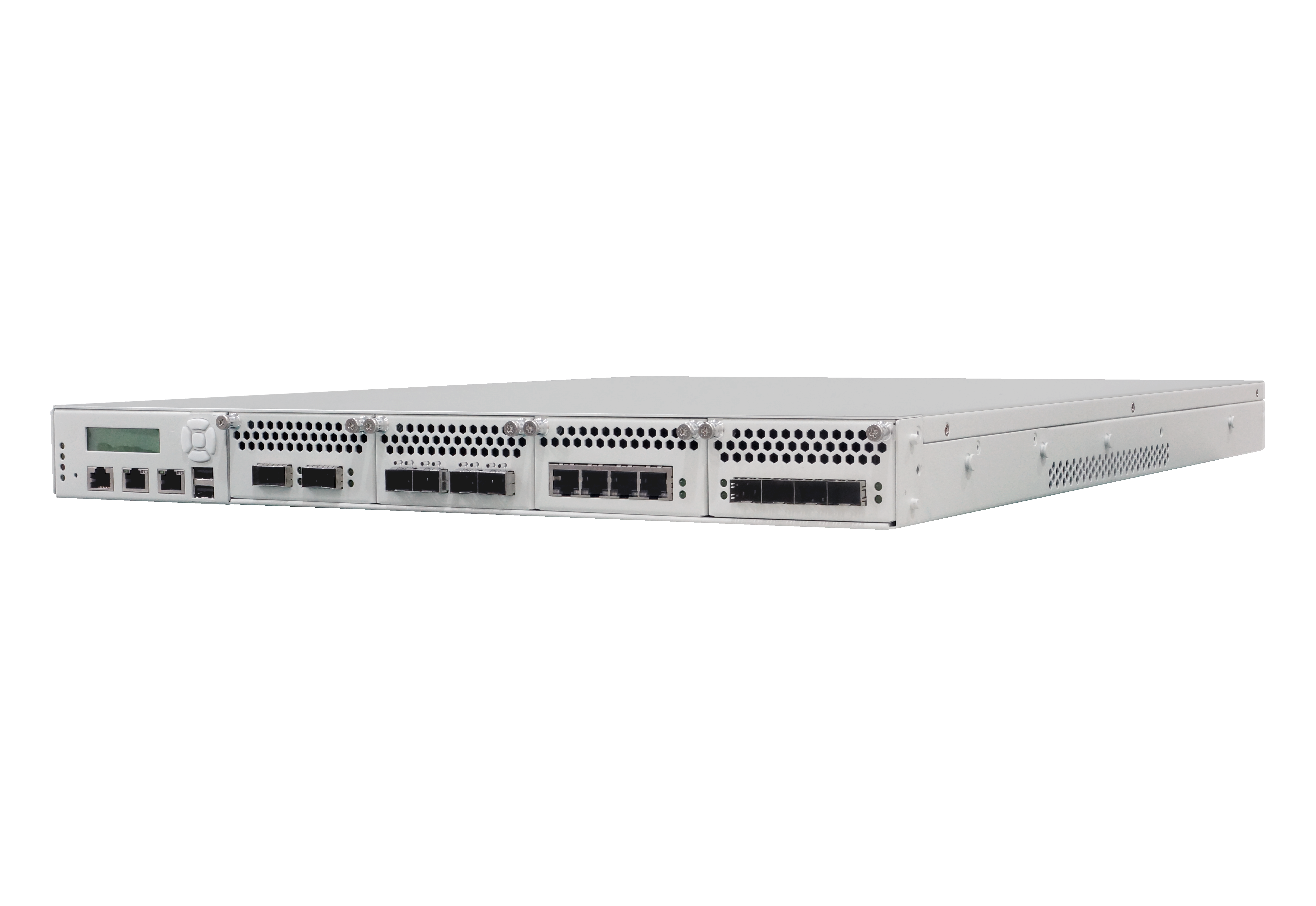 1U rackmount platform is suitable for network service applications