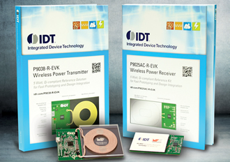 Finalists selected for novel wireless power contest