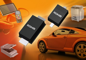 High voltage diodes suitable for constant current applications