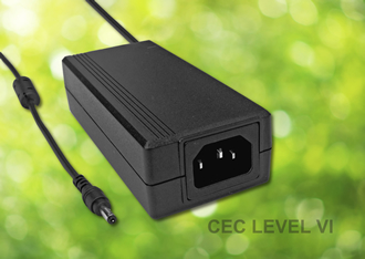 Desk top power supplies meet Level Vl CEC requirements