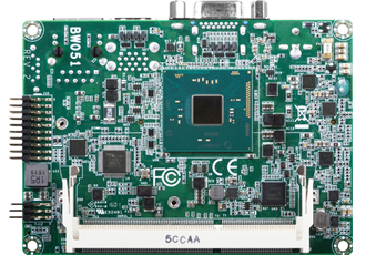 Board products feature Atom-based SoC options