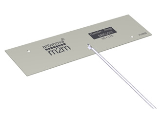 Printed circuit antennas cover the 3G, 4G & LTE bands