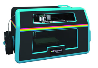 Polaroid announce its own 3D printer
