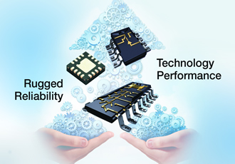 Process improves analogue circuit performance & reliability