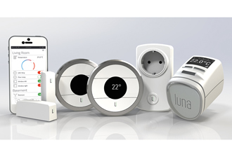 Qorvo's ZigBee chips enable Luna Smart Home System