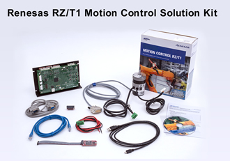 Reference solution simplifies real-time motion control