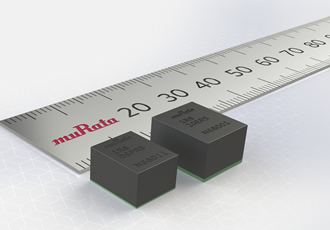 Compact DC/DC coverters have high power density