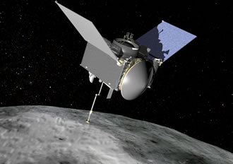 Returning a sample of an asteroid to Earth