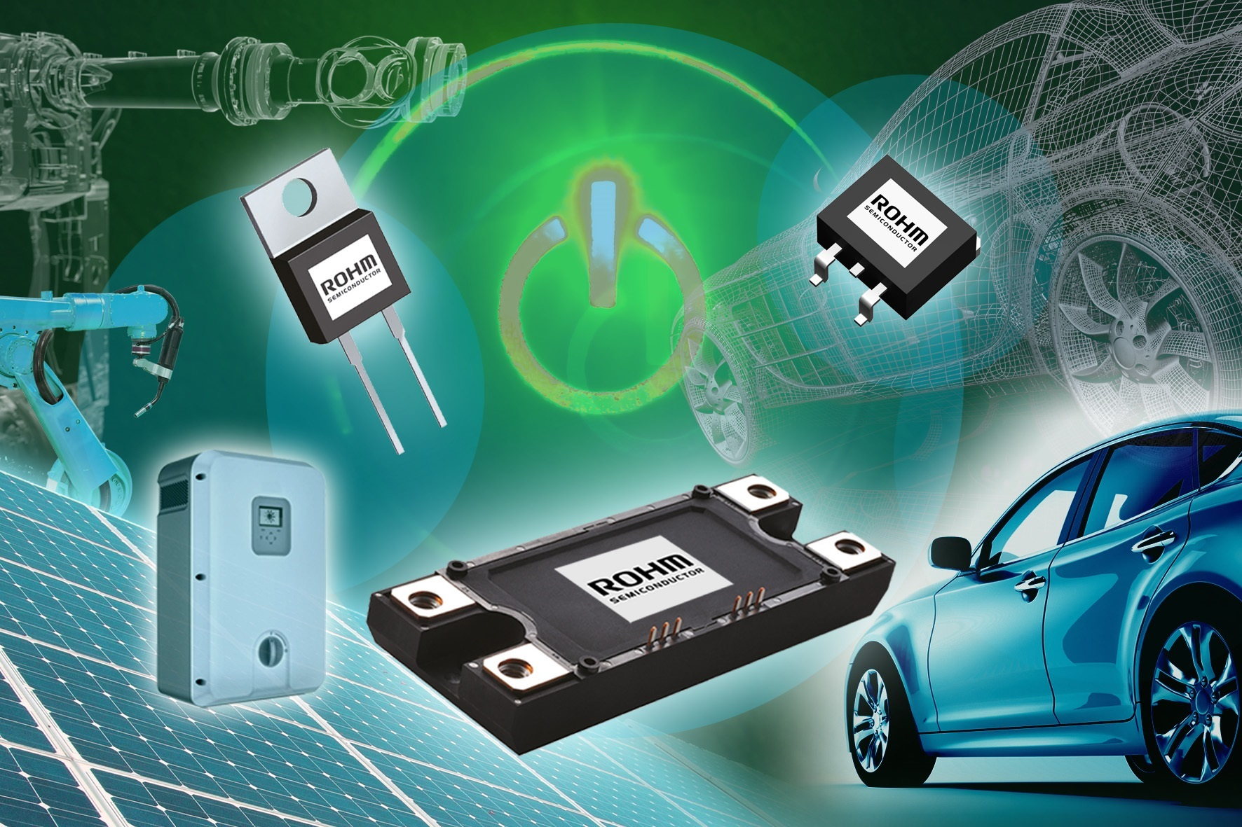 Sic Gains Traction In Power Electronics