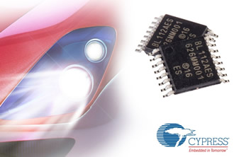 LED driver enables smaller & cheaper headlights