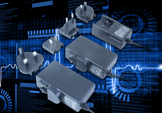 Medical and ITE approved power supplies added to 'plug&go' range