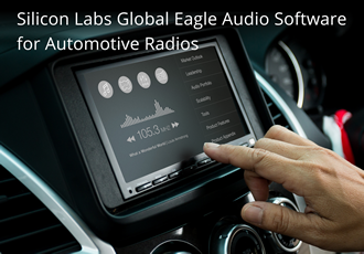 Audio software aids automotive radio market