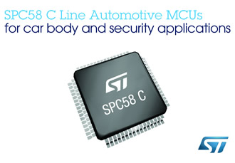 Automotive MCUs pave the way to smart driving