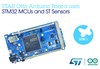 ST & Arduino expand maker-community access to STM32