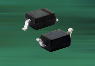 Single-line ESD protection diodes save board space