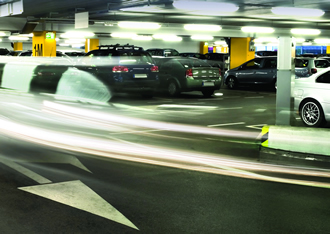 Smart monitoring system reduces parking frustration