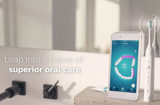Smart sensors & innovation are the future of oral healthcare