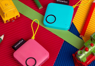 Stylish GPS wearable keeps track of the kids