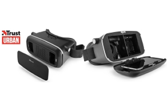 Step inside a new world with 3D VR glasses for Smartphones