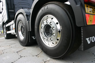 The importance of tyre safety