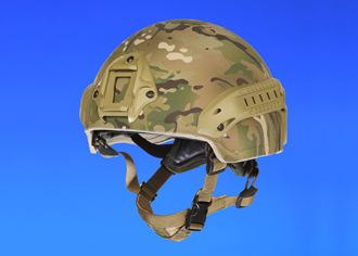 The world's most advanced helmet for defence sector