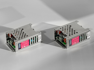 Medical supplies and DC/DC converters share electronica stand space