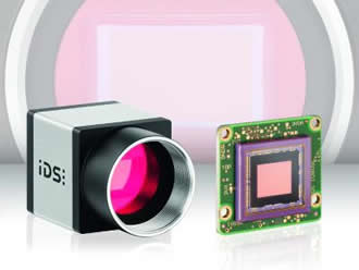 USB 3.0 industrial cameras with Sony IMX250 and IMX264 CMOS sensors