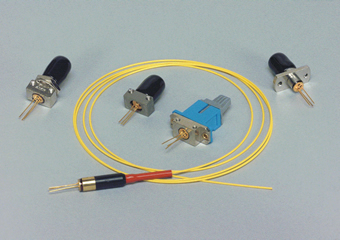 Range of fibre coupled VCSELs released