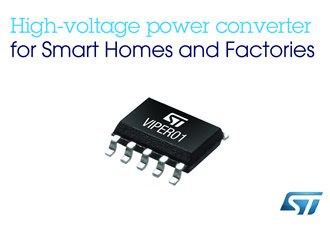 Power converter enables SMPS with 5V output voltage
