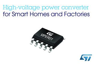 converter enables SMPS with 5V output voltage