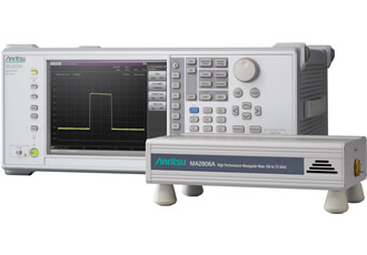 Waveguide mixer supports V-Band mmW measurement