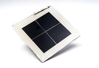 World's first semi-transparent perovskite PV modules