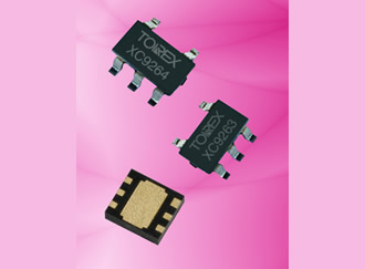 DC/DC converters feature an internal 18V operation driver transistor
