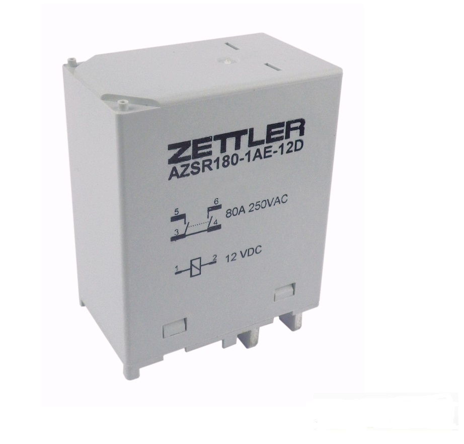 Solar power relays join switching power supplies