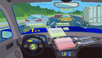 Software playing a key role in ADAS