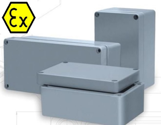 Explosion proof enclosures provide safety for designs & workers