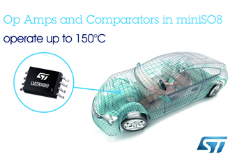 ECUs miniaturised for deployment in extreme environments