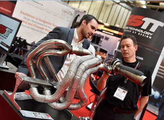 Top 10 reasons to go to Autosport International