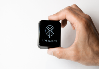 Startup company creates world's simplest iBeacon