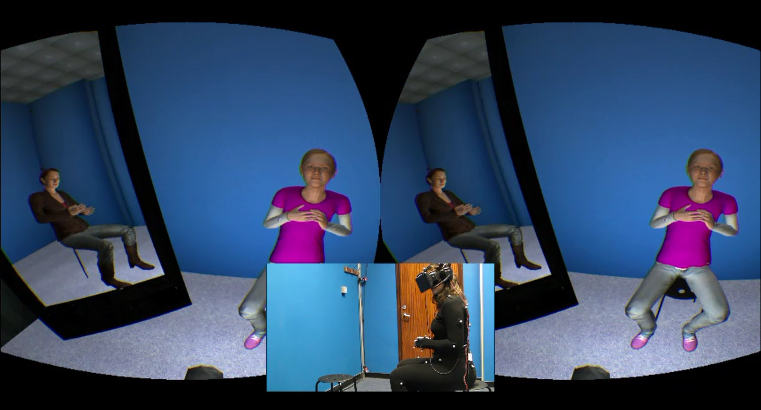 Virtual Reality could improve the treatment of depression