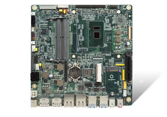 6th gen Intel Core Thin Mini-ITX boards are highly scalable