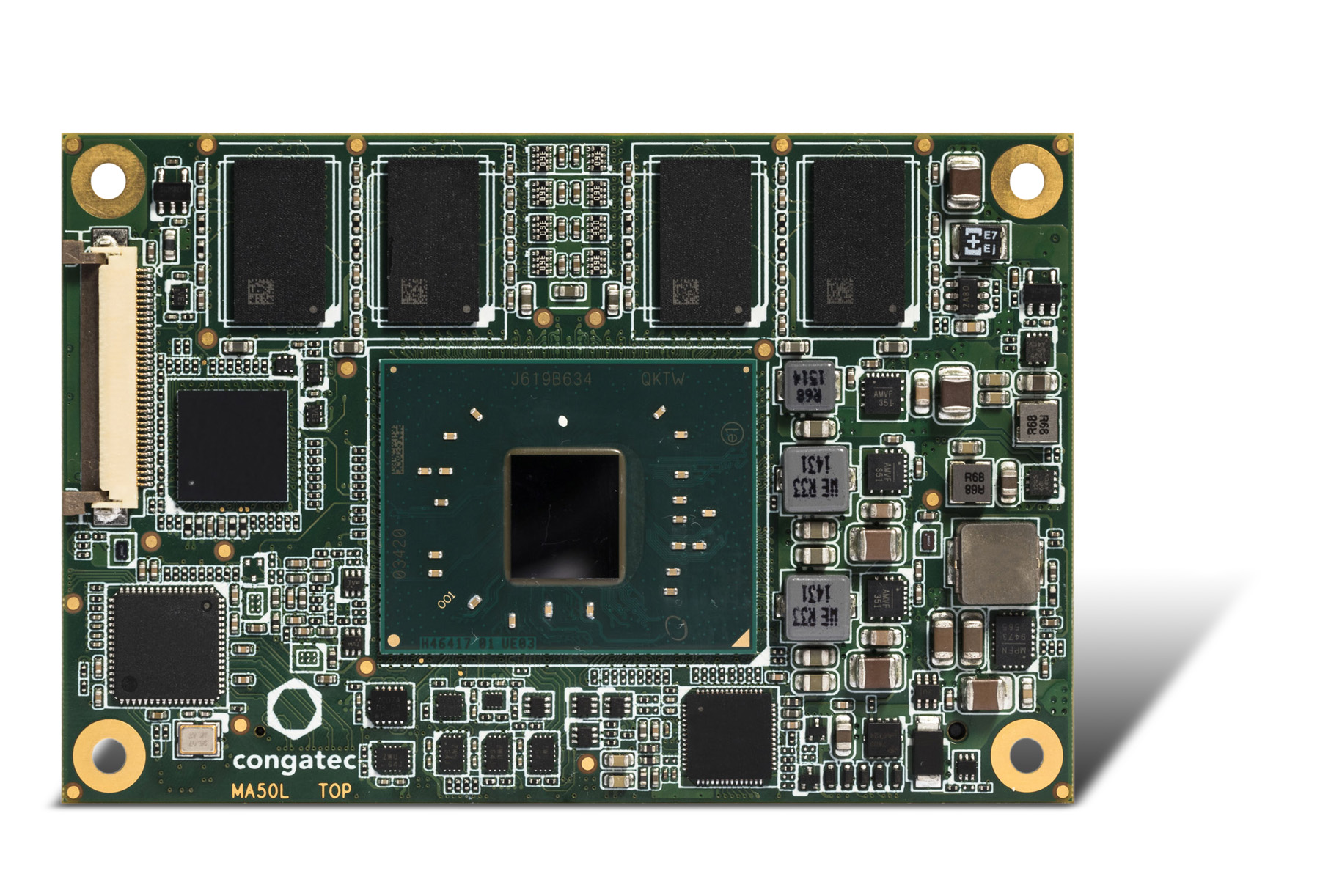 COM Express Mini module offers more than any module before